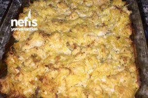 Fırında Kremalı Tavuk Tarifi