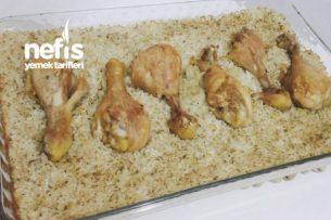 Fırında Tavuk Büryan Tarifi