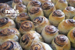 Hashaşlı Mini Çörekler Tarifi