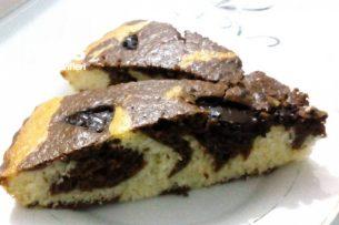 Karışık Desen Kek Yumuşacık Pratik Tarifi