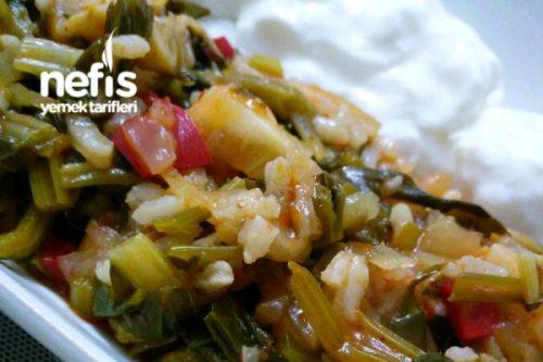 Kereviz kökü ve sapı pişirmek
