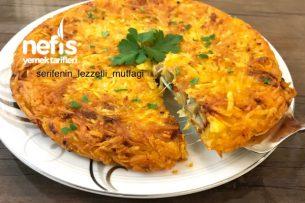 Mantar Soteli Patates Röşti Tarifi