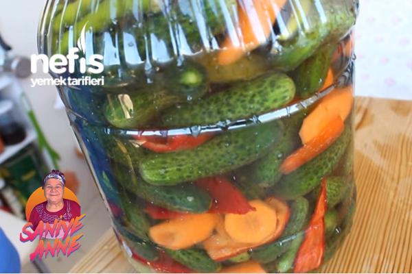 Salatalık Turşusu (Videolu)