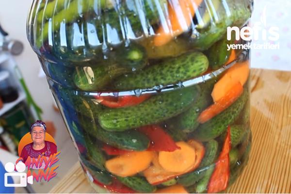 Salatalık Turşusu (Videolu) Tarifi