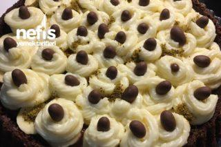 Tart Kalıbında Çikolatalı Enfes Pasta Tarifi