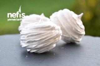Zefir (Bir Tür Marshmallow) Tarifi
