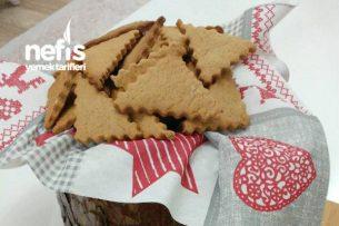 Zencefilli İkea Bisküviler (Ginger Biscuits)  Harika Bir Lezzet Tarifi