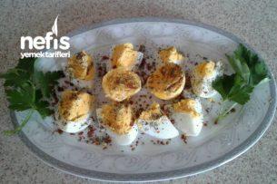 Baharatlı Yumurtalar Tarifi