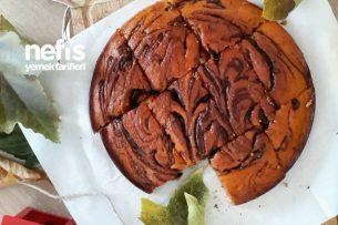 Balkabaklı Nutellalı Kek Tarifi
