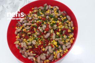 Barbunya Salatası Tarifi