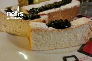 Bembeyaz Kek (Angel Cake Melek Kek) Tarifi