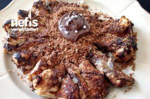 Çikolatalı Milföy Tarifi
