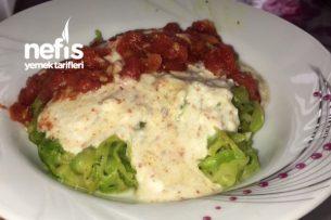 Kabak Spagetti Tarifi