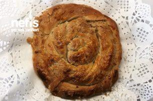 Tahinli Tatlı Çörek Tarifi