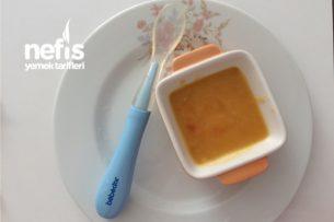 Bebeğimin Sebze Çorbası 2 ( 6 Ay) Tarifi