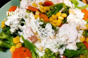 Brokoli Diyet Salata Tarifi