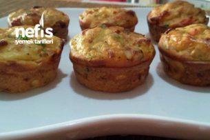 Kahvaltılık Muffin (12 Adet) Tarifi