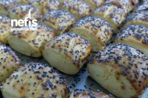 Lokmalık Pastane Kurabiyesi Tarifi