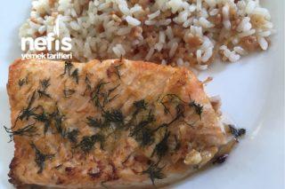 Marineli Somon Balığı Tarifi