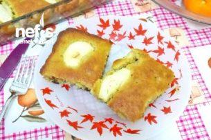 Sütsüz Portakallı Kek Tarifi
