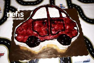 Araba Pasta Tarifi