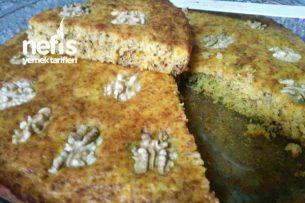 Bal Kabaklı Portakallı Kek Tarifi