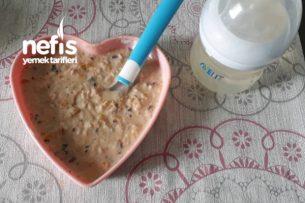 Bebeğimin Kahvaltısı ( 7 Ay) Tarifi