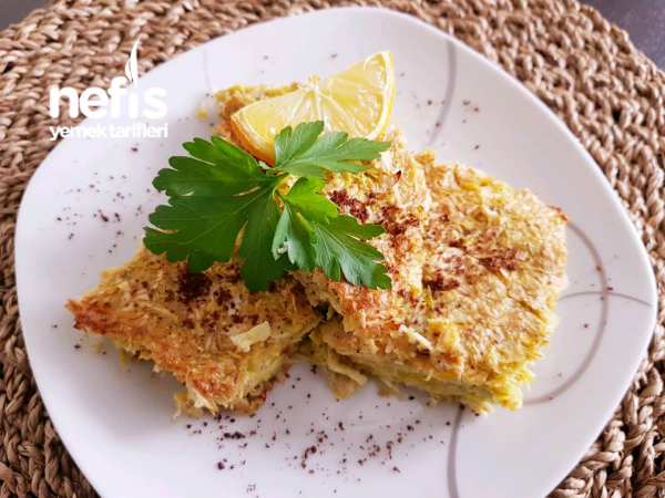 Firinda Pirasa Mücver (düsük Kalorili)