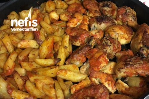 Fırında Tavuklu Patates Videosu