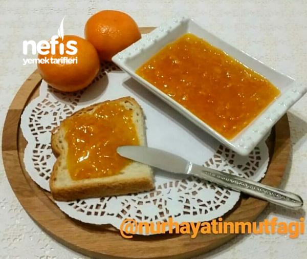mandalina Marmelatı