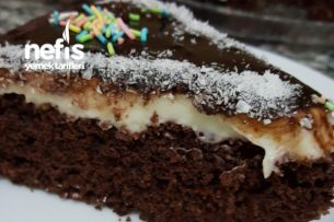 Mikrodalga Keki İle Kolay Pasta Tarifi