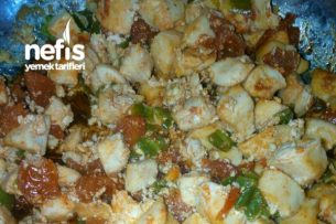 Sebzeli Tavuk Göğüsü Tarifi