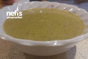 Şifalı Brokoli Çorbası Tarifi