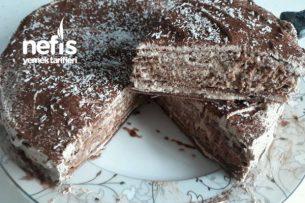 Çikolatalı Pankek Pastam Tarifi