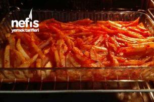 Fırında Pratik Patates Buğlama Tarifi