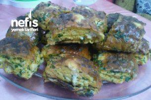 Kahvaltılık (Bayat Ekmeklerle) Yumurtalı Ekmek Tarifi