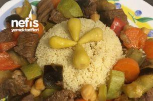 Kuskus (Arap Yemeği) Tarifi