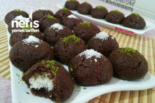Muhteşem Browni Cocostar Kurabiye (Tam Ölçü) Tarifi