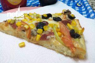 Pizzacı Pizzası Tarifi