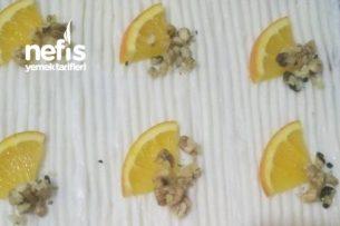 Portakal Şerbetli Etimek Tatlısı Tarifi