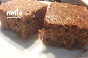 Portakallı Kakaolu Kek (Yumuşacık) Tarifi