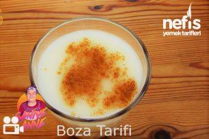 Boza (Videolu) Tarifi