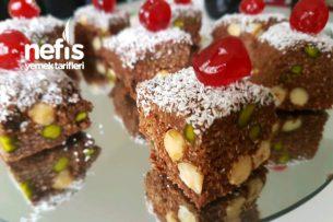 Çikolatalı Fıstıklı Cezerye Tarifi