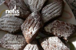 Kakaolu Damla Çikolatalı Un Kurabiyesi Tarifi