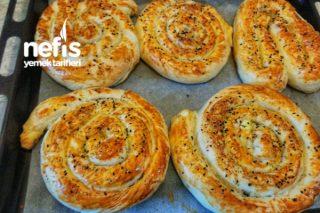 Milfoyden Karaköy Ve Çarşaf Böreği Tarifi