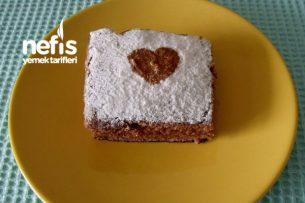 Toz Sıcak Çikolatalı Kek Tarifi