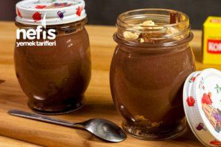 Çikolata Ve Kestaneli Kavanozlar Tarifi
