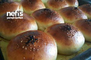 Pofuduk Ekmekler Ve Peynirli Poğaça Tarifi