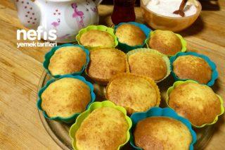 Portakallı Mini Kek Tarifi