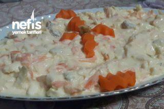 Havuçlu Kereviz Salatası Tarifi